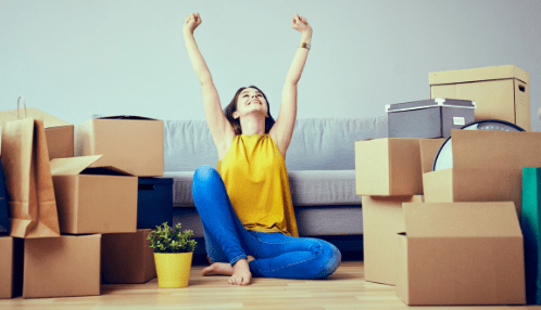 How to make moving house stress-free